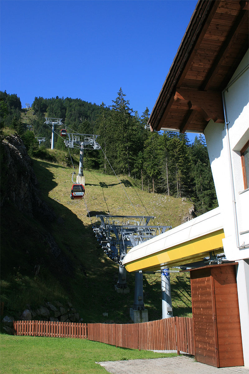 Bergbahnen Berwang Bichlbach