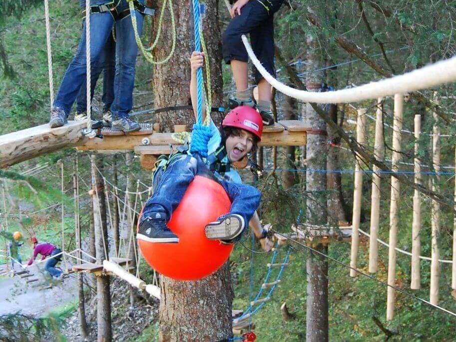 Spiel Und Spass Für Kinder In Bichlbach