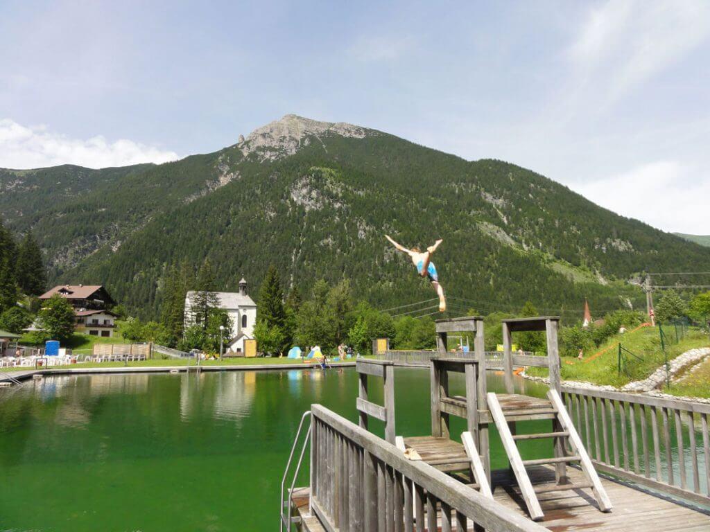 Sport Und Freizeitpark, Badesee Bichlbach